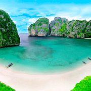 Тайский пляж Майя Бэй