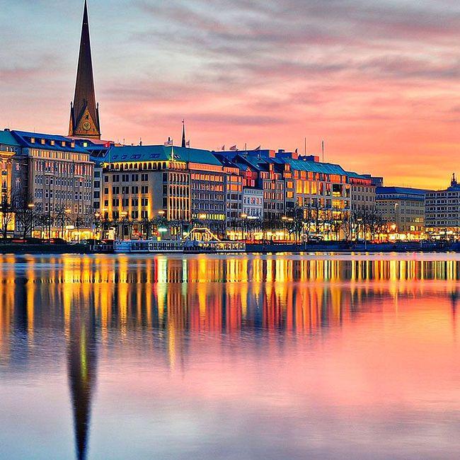 Германия. Чудаки Гамбурга