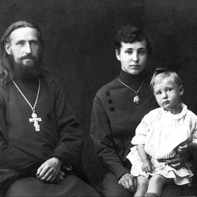 Семейные истории - Пётр и Ксения Белавские