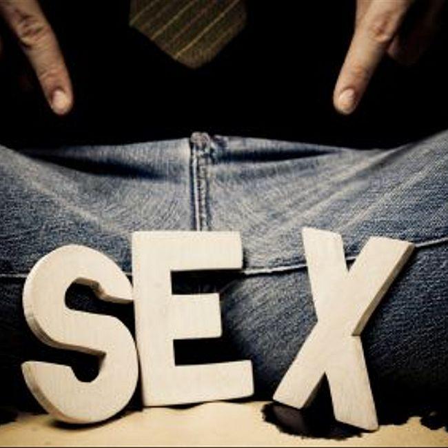 Секс у мужчины должен быть раз в месяц (6)