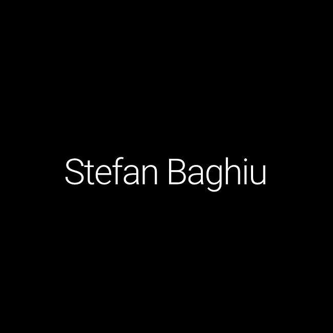 Episode #62: Stefan Baghiu