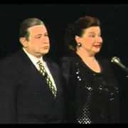 """Е. Петросян Е.Степаненко - сценка """"Ах, любовь!"""" (1995)"""