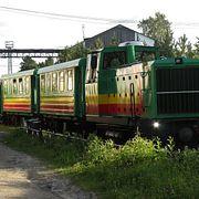 Старинная железная дорога Алапаевска