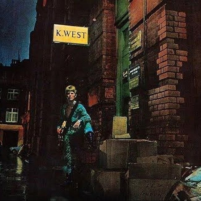 Дэвид Боуи. The Rise and Fall of Ziggy Stardust and the Spiders from Mars