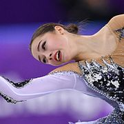 Российские фигуристки бились за победу на недосягаемой высоте