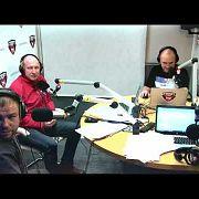 Максим Великов в гостях у Спорт FM. 24.12.2017
