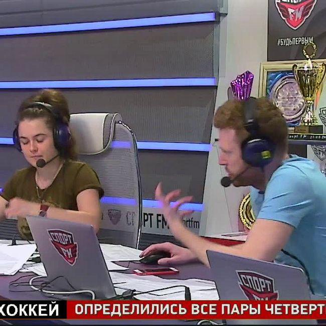 Игорь Бахмутов, глава Ночной Хоккейной Лиги, в гостях у«Спорт FM». 26.04.2018