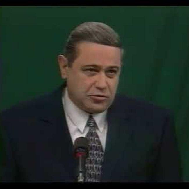 Е. Петросян - Про волосы (1996г.)