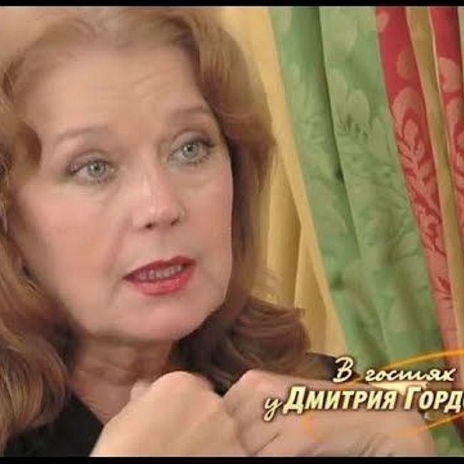Алферова: Роман с Боярским? Нет, я в Абдулова была влюблена