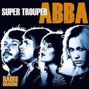 """Альбом Агнеты 1975 года """"Elva kvinnor i ett hus"""" в программе Super Trouper (014)"""