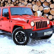 Тест-драйв Jeep Wrangler