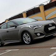 Тест-драйв Hyundai Veloster