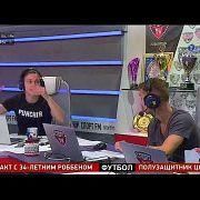 Боксер Софья Очигава в гостях у Двойного удара. 17.05.18