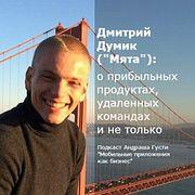 """Дмитрий Думик (""""Мята""""): о прибыльных продуктах, удаленных командах и не только"""