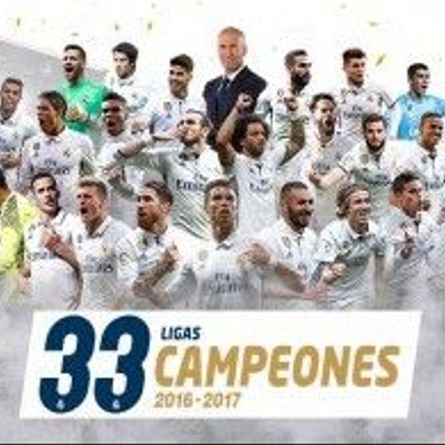 Campeones de La Liga