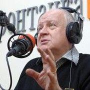 Виктор Кривонос, народный артистРФ, тенор Театра музыкальной комедии нарадио ФонтанкаФМ (370)