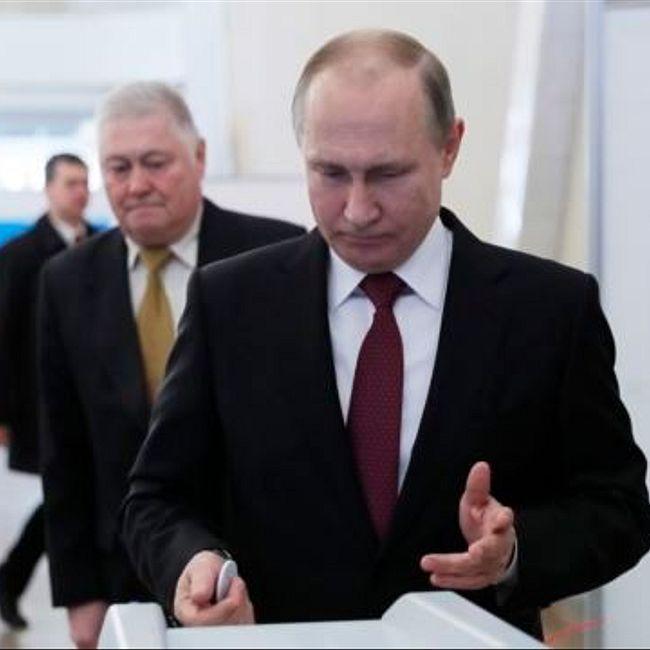 Обреченная на Путина Россия - 19 Март, 2018