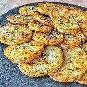 Летний обед: нежареная жареная картошка