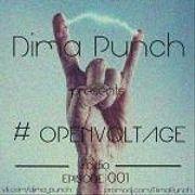Dima Punch— #OpenVoltage Radio 001 (001)
