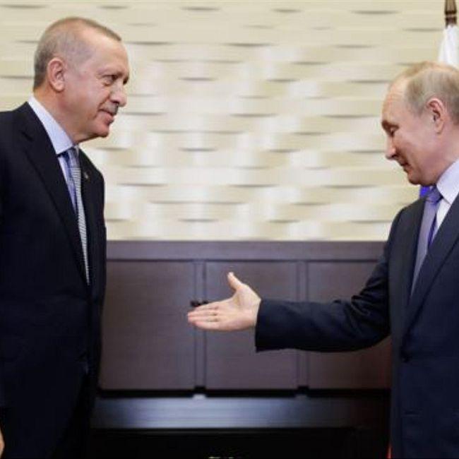 Лицом к событию. В Сирии Трамп подыграл Путину?  - 23 октября, 2019