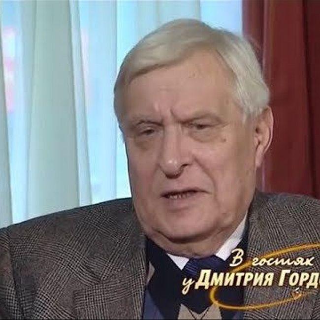 """Басилашвили: Пахан спросил: """"Выпить хочешь?"""". И тут же из очка зеки достали поллитру"""