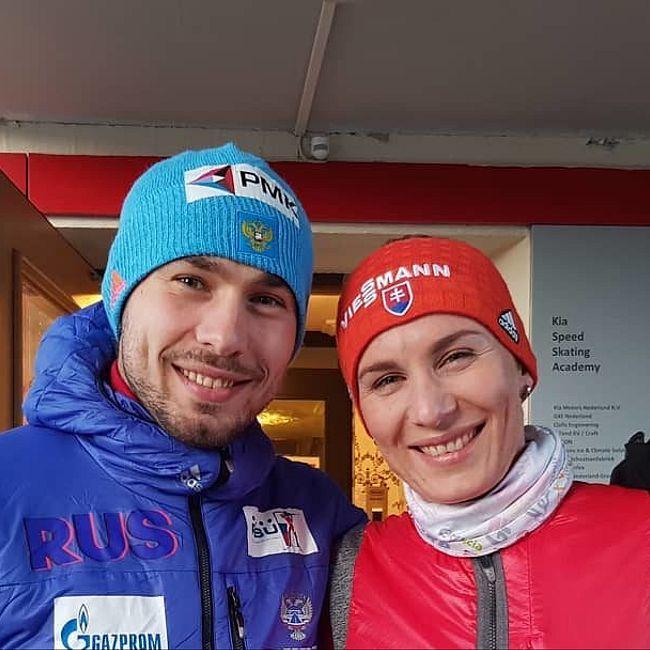 Шипулин отказался от олимпийской медали сестры