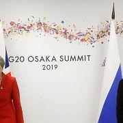 """Лицом к событию. Путин не трогал Скрипалей. У Путина нет """"своих"""" олигархов. Путина 20 лет выбирают честно - 28 Июнь, 2019"""