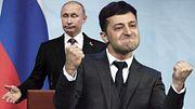 Лицом к событию. Владимир Путин в нервной гонке за Владимиром Зеленским - 30 Апрель, 2019