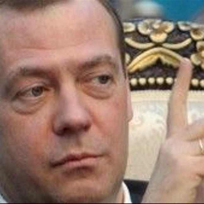 Лицом к событию. Медведева обложили - 15 Март, 2017