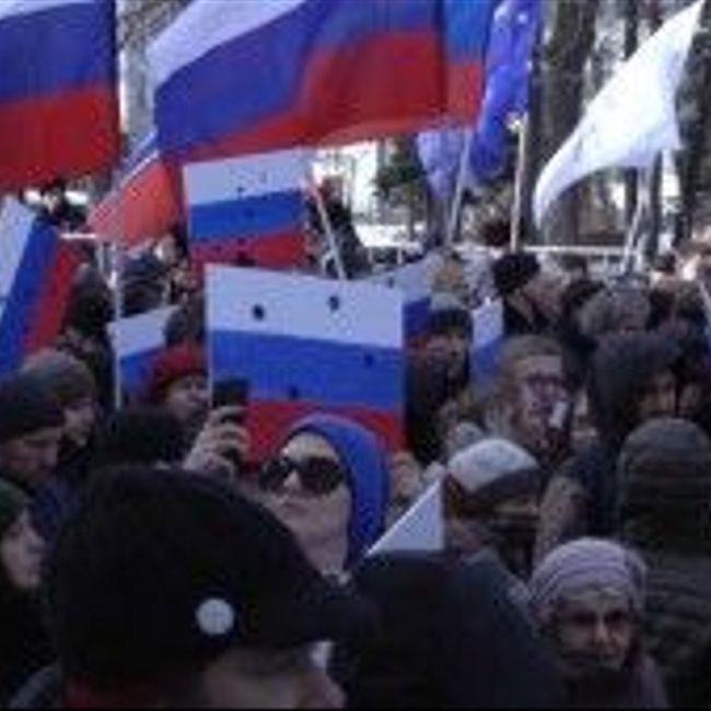"""Лицом к событию. Русские """"политические забавы"""" - 28 Февраль, 2017"""