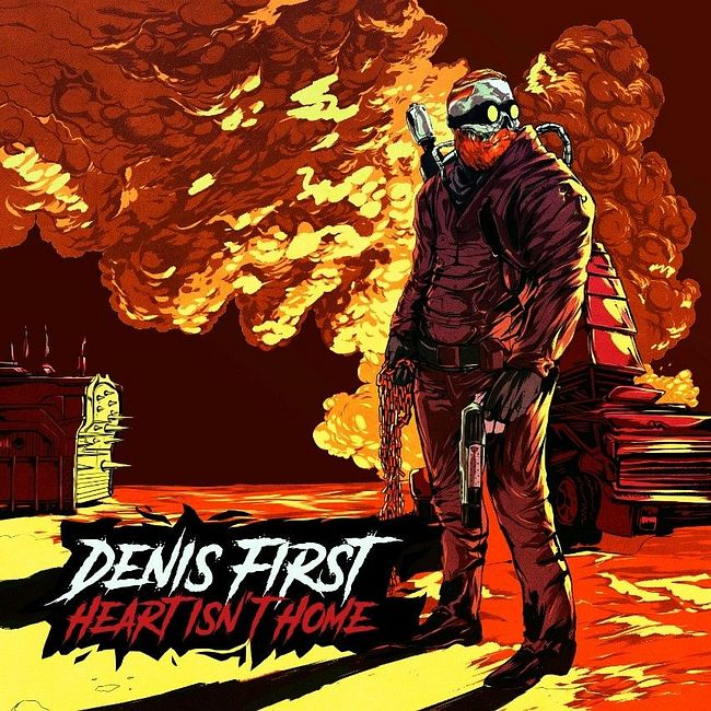 Denis First - Heart Isn't Home [Radio Mix]