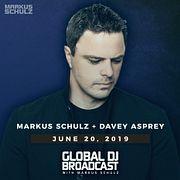 Global DJ Broadcast: Markus Schulz and Davey Asprey (Jun 20 2019)