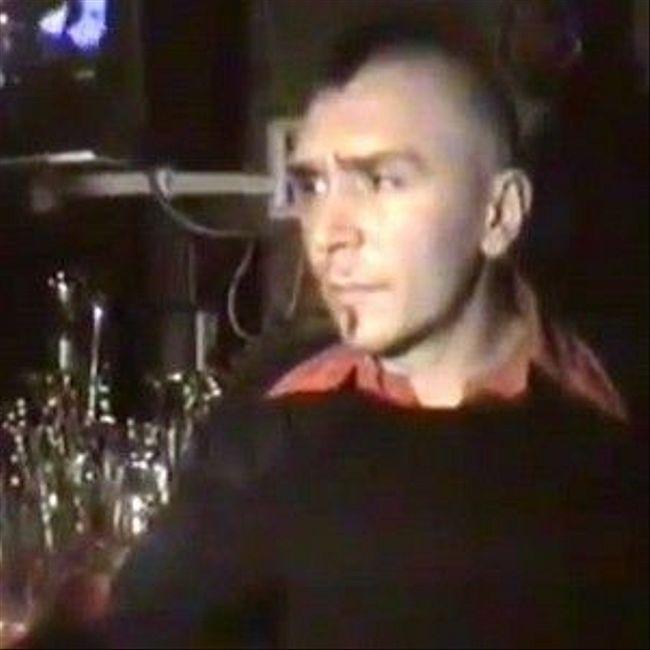Сергей Шнуров 1999 год