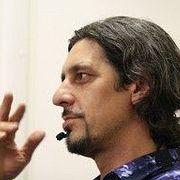 Музыканты культовой группы НОМ, Александр Ливер иАндрей Кагадеев дали интервью ФонтанкеФМ (079)