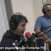 Музыкант Игорь Растеряев сыграл живой концерт встудии радио ФонтанкаФМ (077)