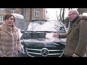 Tутта Ларсен - от Opel Tigra до Mercedes Benz V 250