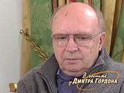 """Мягков о съемках в фильме """"Дни Турбиных"""""""