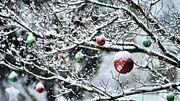 Новогодняя погода