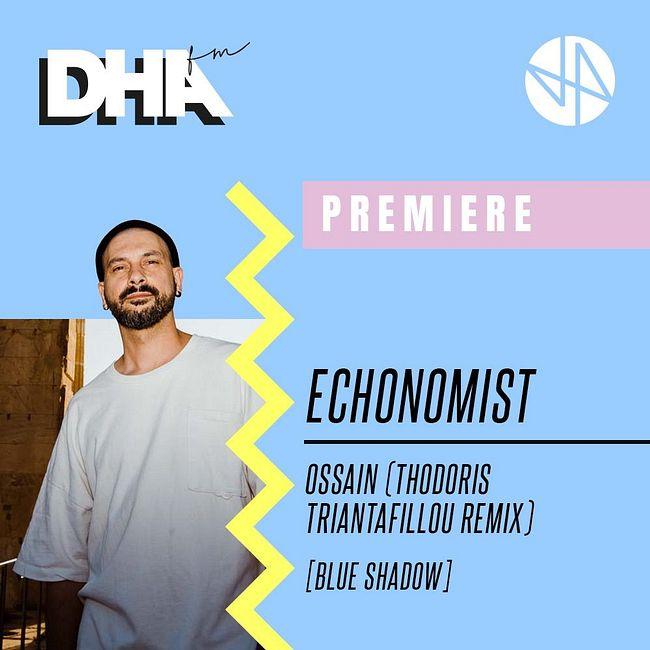 Premiere: Echonomist - Ossain (Thodoris Triantafillou Remix) [Blue Shadow]