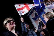 Грузия голосует не за Саакашвили, а за Евросоюз и НАТО
