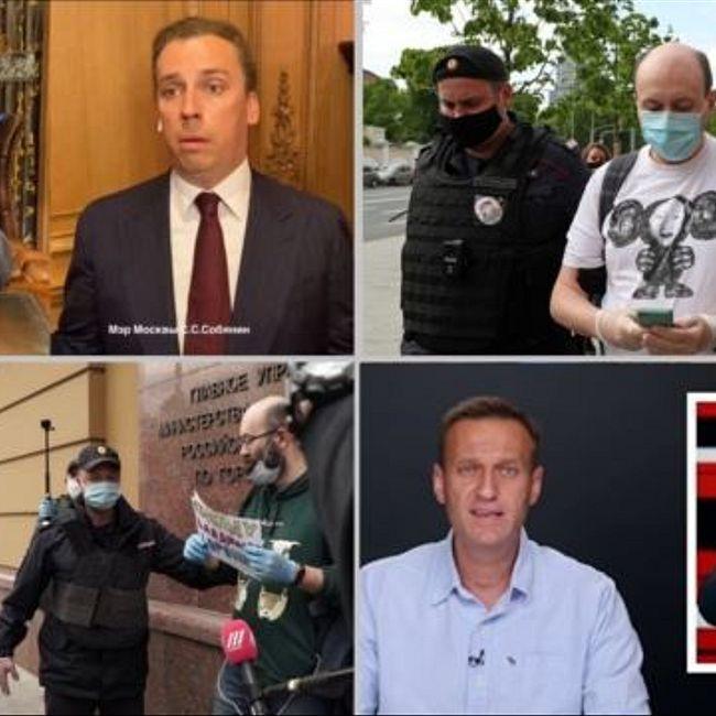 Лицом к событию. Галкин против Собянина, Соловьев против Навального, журналисты за своего - 29 мая, 2020