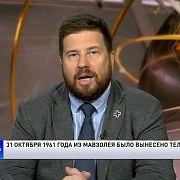 Один день в истории: Сталина вынесли из Мавзолея