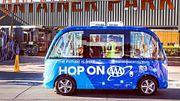 Беспилотный автобус- опасный транспорт?