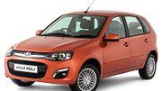 Lada впервые вклинилась топ-брендов