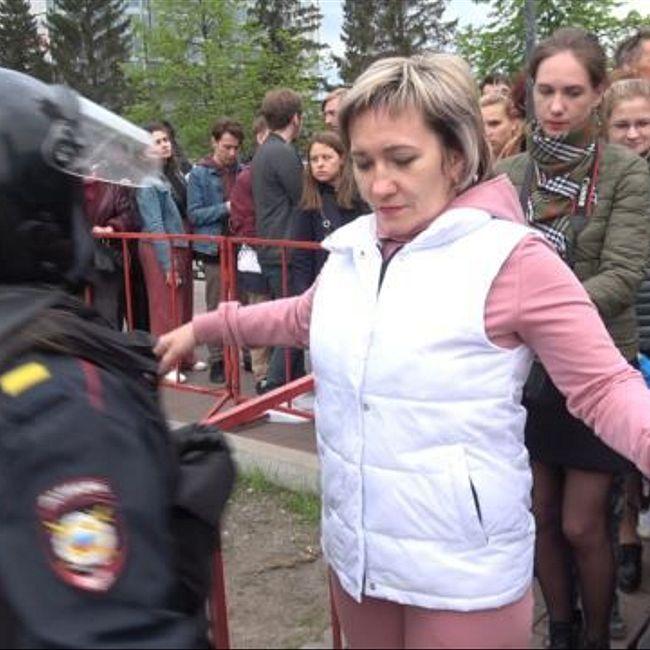 Лицом к событию. Как Путин гасит протест - 20 Май, 2019