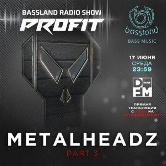 Bassland Show @ DFM (17.06.2020) - METALHEADZ. Part 3