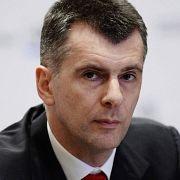 Прохоров ответил на угрозы Родченкова