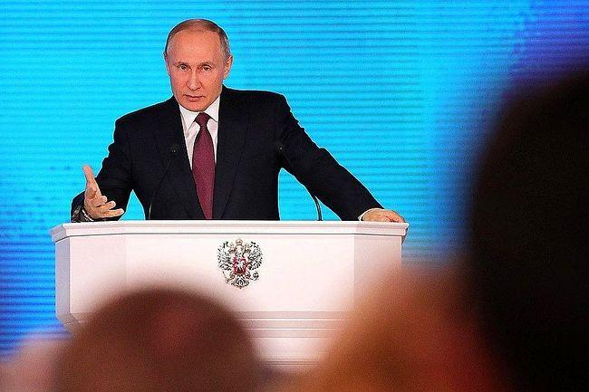 Владимир Путин в Послании к Федеральному Собранию: льготная ипотека для многодетных семей, индексация пенсий и рост экономики