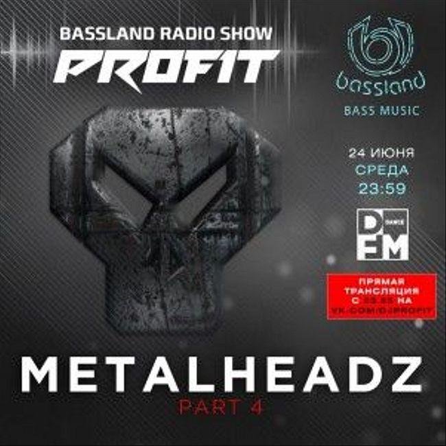 Bassland Show @ DFM (24.06.2020) - METALHEADZ. Part 4