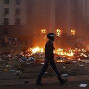 Гражданская оборона : Пять лет со дня трагедии в Одессе